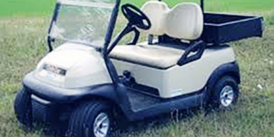 Club Car Precedent 2 posti con pianale